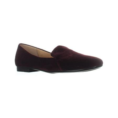 Naturalizer Womens Slip (Womens naturalizer Emiline Classic Slip On Loafers,)