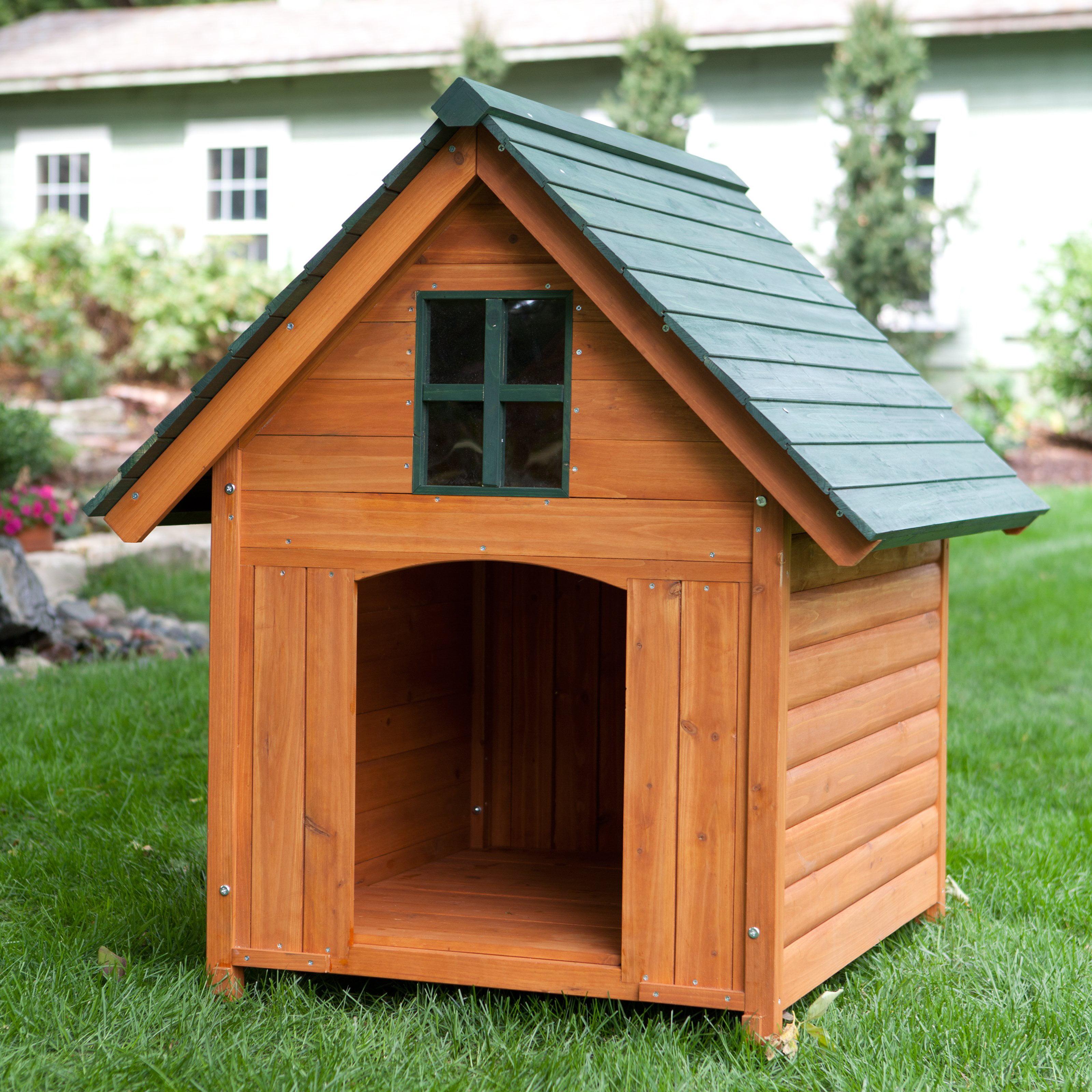 boomer amp george t bone a frame dog house walmart com
