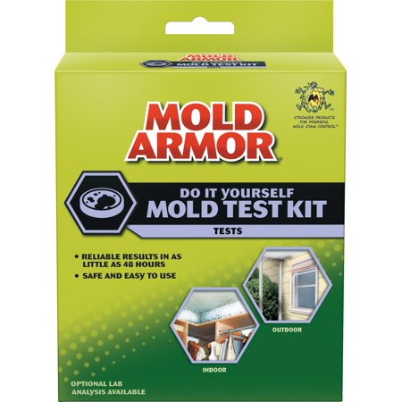 FG500 Do It Yourself Mold Test Kit, Tests for the presence of mold within 48 hours By Mold