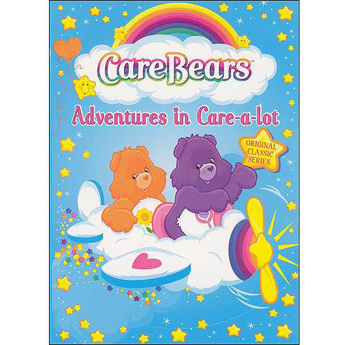 Care Bears: Adventures In Care-A-Lot by LIONS GATE FILMS