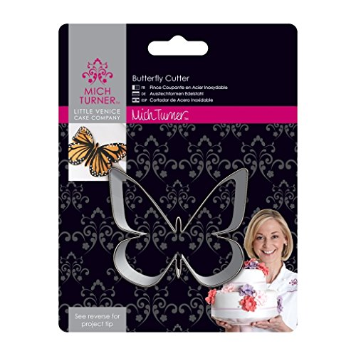Little Venice Cake Cutter-Butterfly Multi-Colored