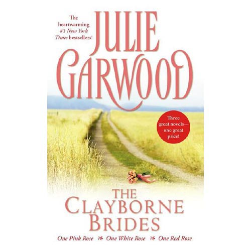 Clayborne Brides: One Pink Rose, One White Rose, One Red Rose