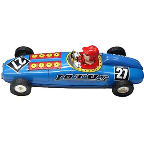 Alexander Taron Collectible Tin Toy Model Racer Car