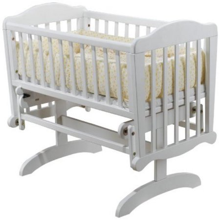 Sorelle Berkley Cradle, White