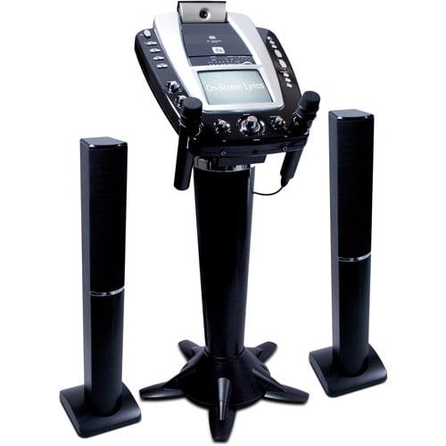 singing machine pedestal