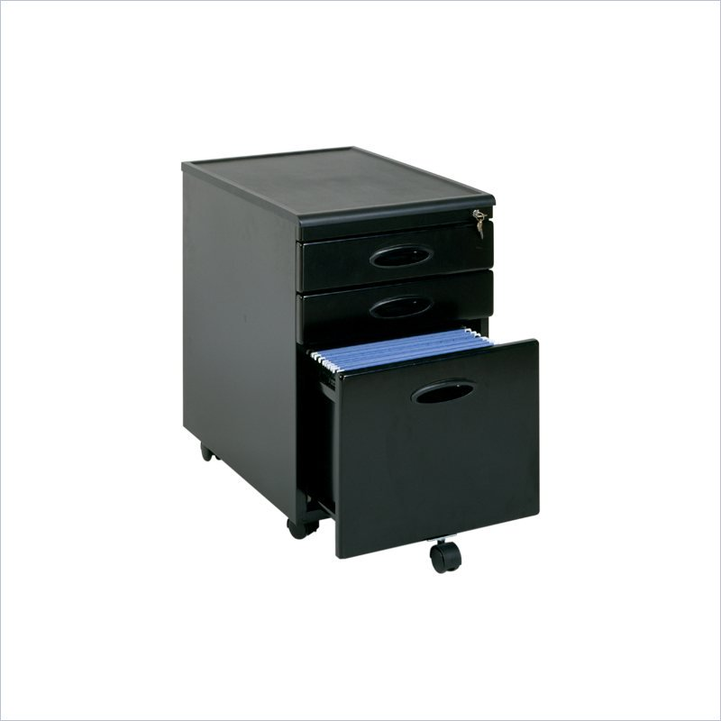 walmart file cabinets sauder 3 drawer mobile metal file cabinet in black 28131