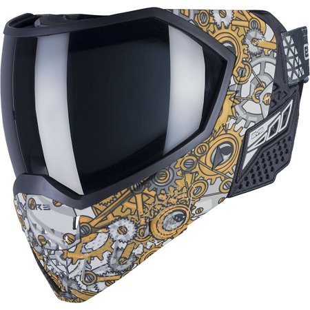 - Empire EVS Thermal Paintball Mask Goggles - Thermal Ninja Lens - LE Steampunk