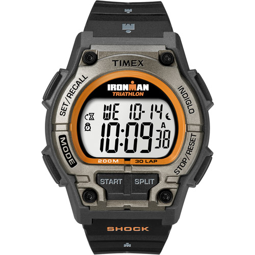 Timex Men's T5K3419J Ironman 30-Lap Shock Watch