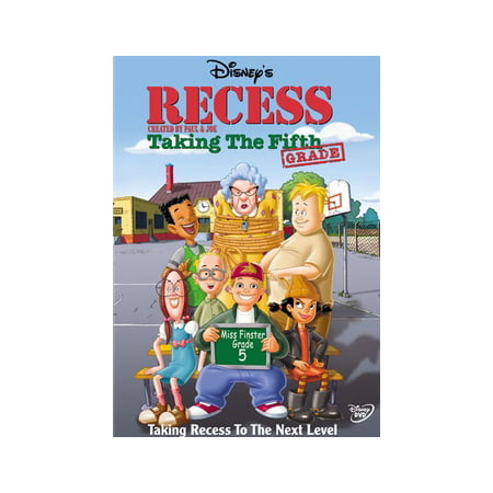 Recess: Taking The Fifth Grade (DVD)