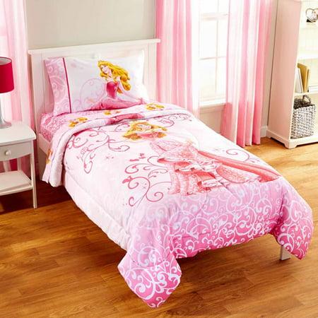 Disney's Princess Become a Princess Twin Bedding Comforter