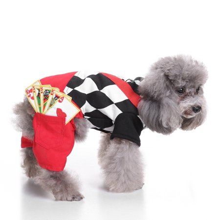 Cute Halloween Magician Cool And Cute Pet Cosplay Costume Dog Pet Costume Clothing - Cool Halloween Appetizers