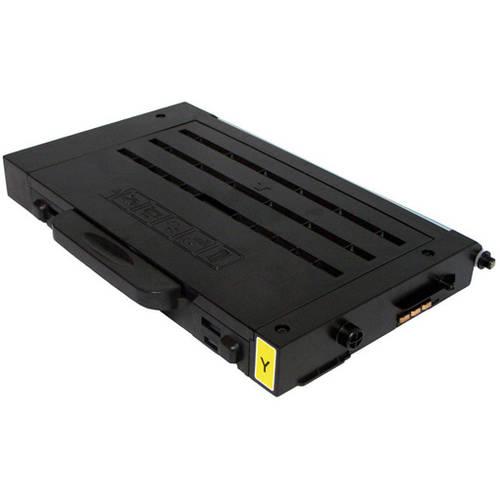 Universal Inkjet Premium Compatible Samsung CLP-510D5Y Cartridge, Yellow