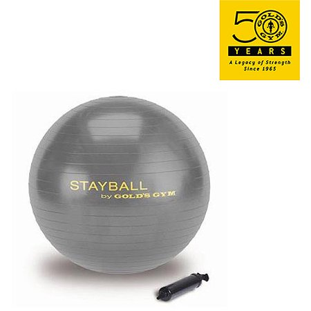 Golds Gym 75 cm Exercise StayBall