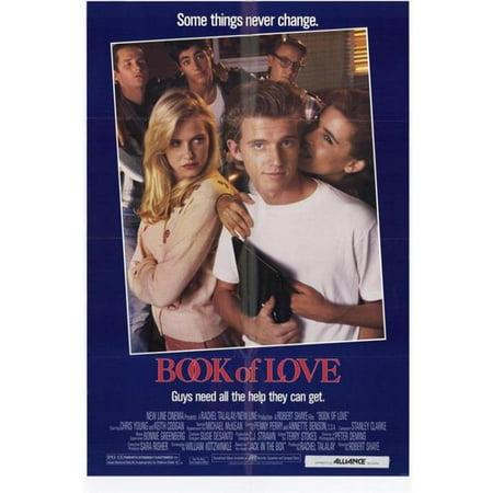 Posterazzi MOVGH2345 Book of Love Movie Poster - 27 x 40 in. - image 1 de 1