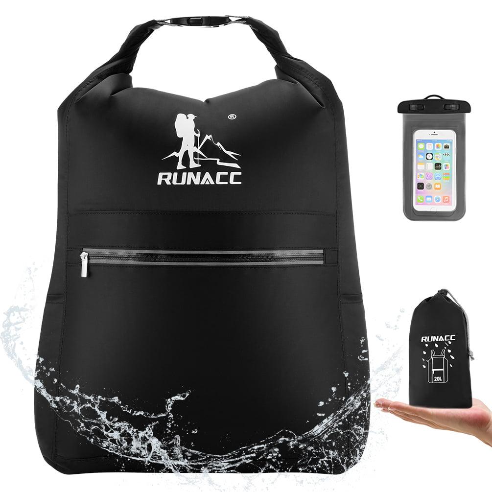 Waterproof Bag Sports Sweatproof Dry Bag Floating Ultra Light Dry Bag Waterproof Phone Case 5L//10L//20L//30L for Kayaking,Rafting,Boating,Swimming,Fishing