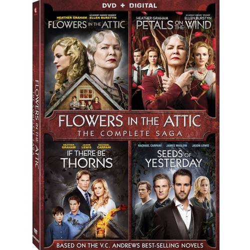 Flowers In The Attic / Petals On The Wind / If There Be Thorns / Seeds Of Yesterday - 4 Pack (DVD + Digital Copy) (Widescreen)