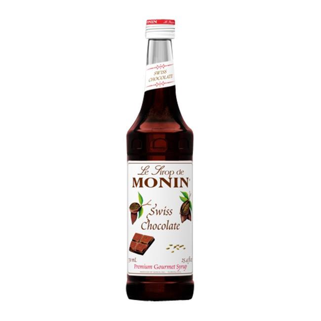 MONIN Chocolate Swiss Syrup PET