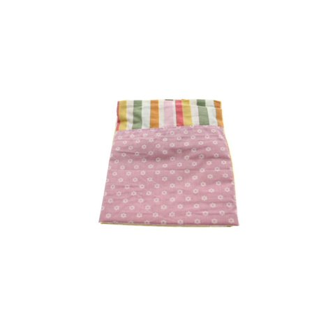 CoCo & Company Alphabet Sweeties Pattern Baby Girl Nursery Window Valance