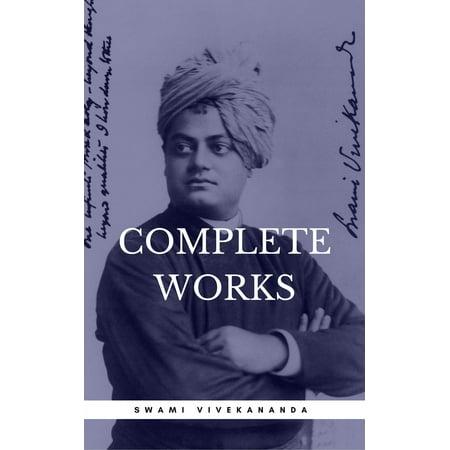 Complete Works of Swami Vivekananda - eBook