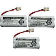 Replacement Battery BT162342 / BT262342 for Vtech AT&T Cordless Telephones CS6114 CS6419 CS6719 EL52300 CL80111 (3-Pack)