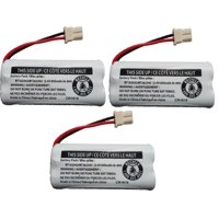 Replacement Battery BT162342 / BT262342 for Vtech AT&T Cordless Telephones CS6114 CS6419 CS6719 EL52300 CL80111 (3-Pack)