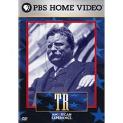 American Experience: TR (Theodore Roosevelt) (DVD) (Theodore Roosevelt Costume)