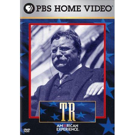 Theodore Roosevelt North Dakota (American Experience: TR (Theodore Roosevelt))