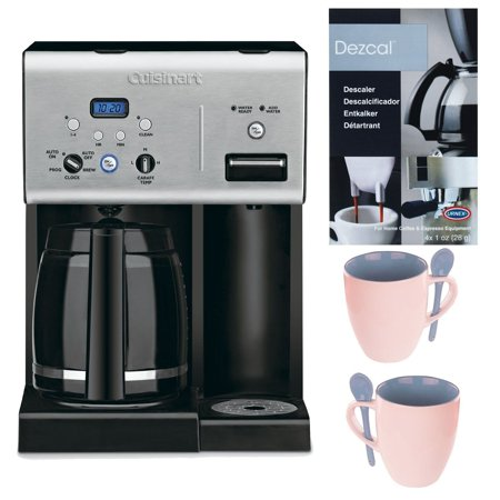 6 Cup Coffee Maker Programmable : Cuisinart CHW-12 Programmable 12-Cup Coffee Maker Bundle - Walmart.com