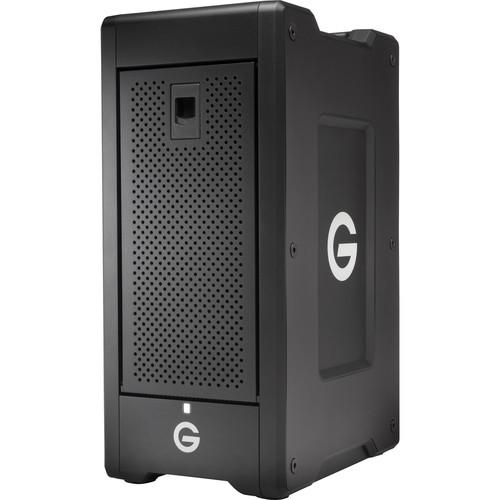 G-Technology G-SPEED Shuttle XL 64TB (8 x 8TB) 8-Bay Thunderbolt 2 Storage Solution, RAID 0,1, 5, 6, 10 & 50