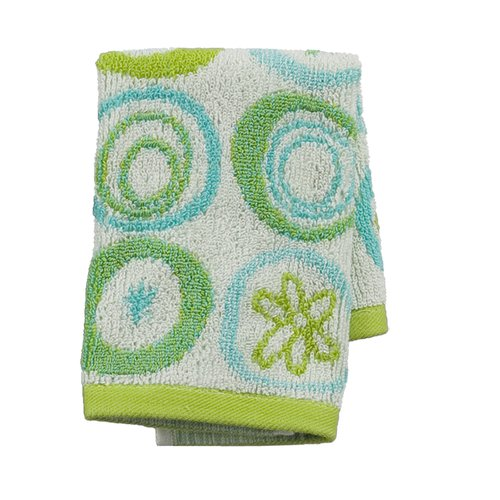 Zoomie Kids Terrio Jacquard 100pct Cotton Washcloth