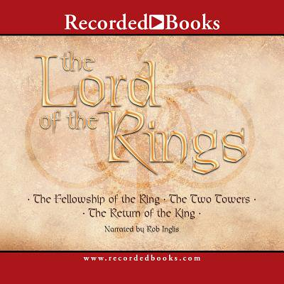Lord of the Rings (Omnibus) : The Fellowship of the Ring, the Two Towers, the Return of the