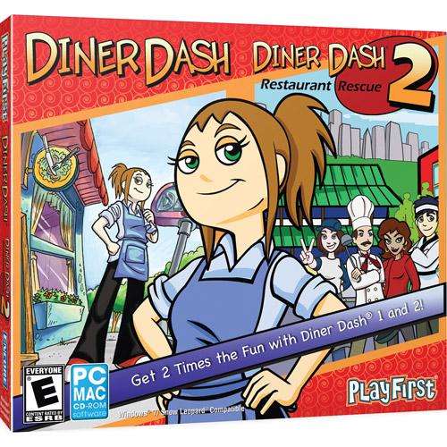 Diner Dash & Diner Dash 2: Restaurant Rescue