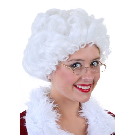 Mrs Claus Wig (Mrs. Claus Wig Fever Quality)
