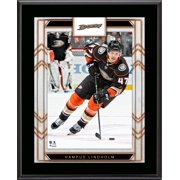 "Hampus Lindholm Anaheim Ducks 10.5"" x 13"" Sublimated Player Plaque"