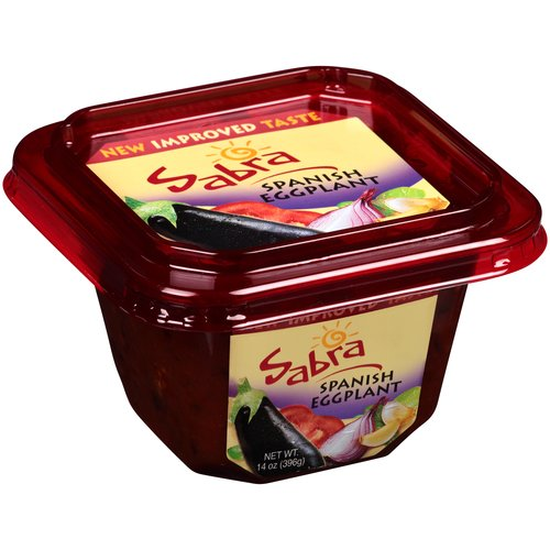 Blue & White Food Products Sabra Go Mediterranean Sauteed Mediterranean Vegetables, 14 oz