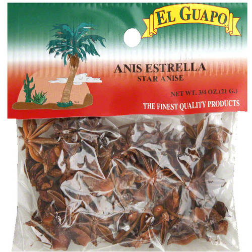 Star Anise, 0.75 Oz  (pack Of 12)