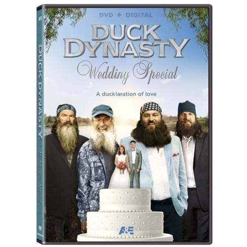 Duck Dynasty: Wedding Special (DVD   Digital Copy)
