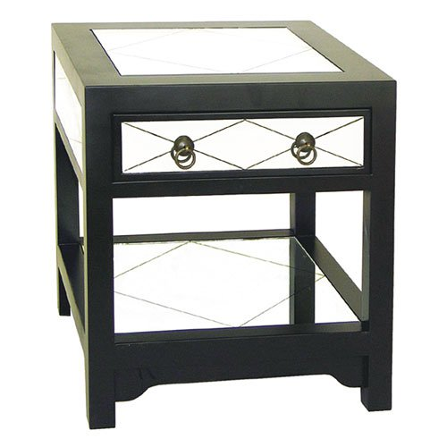 Tanner Mirror Side Table