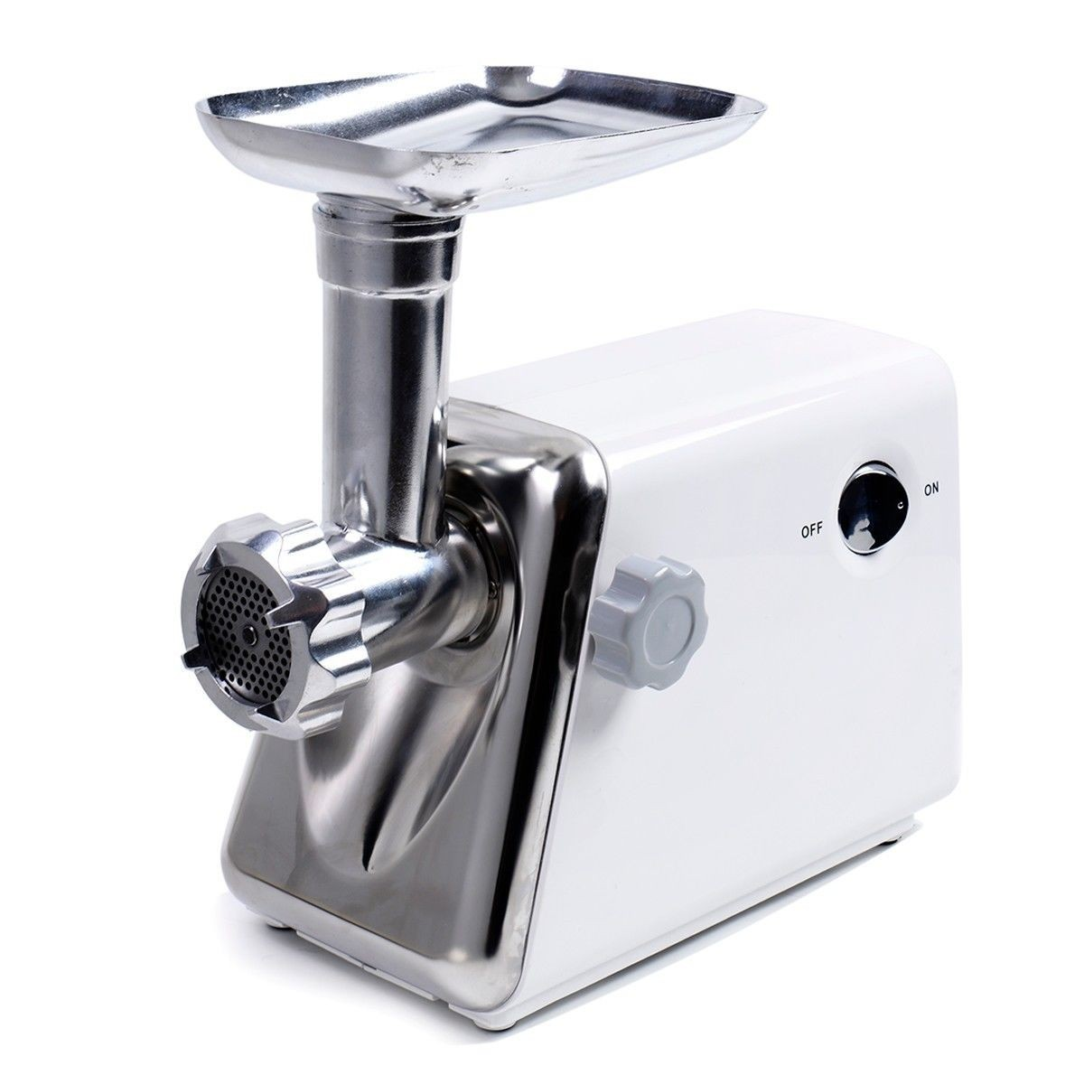 1300 Watt Electric Meat Grinder Industrial Meat Grinder Us Stock Steel by Apontus