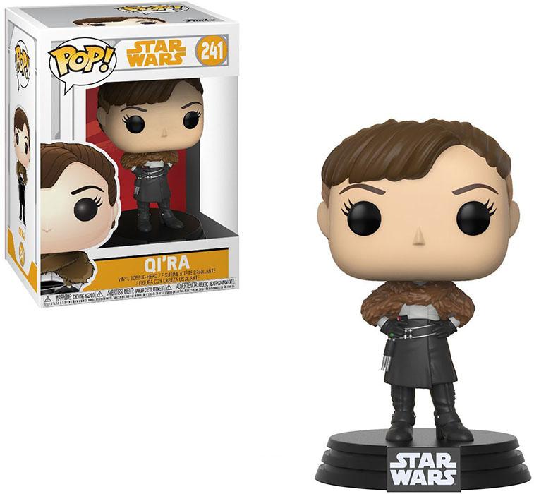 FLAWED BOX Star Wars The Last Jedi First Order Snowtrooper POP Vinyl FUNKO