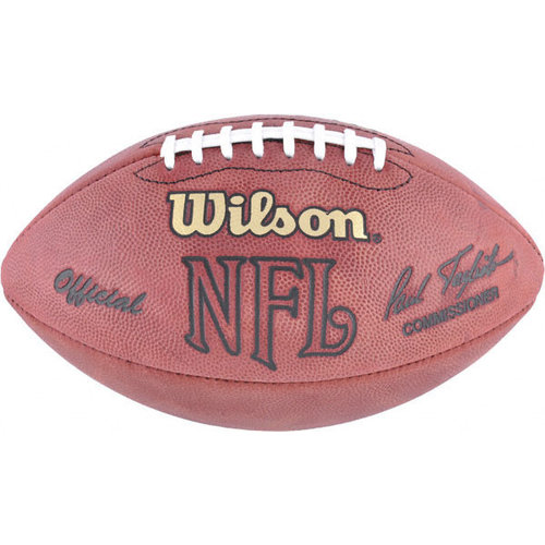 NFL - Unsigned Authentic NFL Football