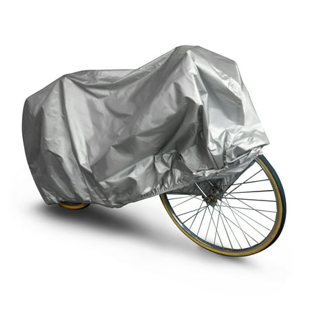 Budge Standard Bicycle Cover, Basic Outdoor and UV Protection for Bicycles, Multiple