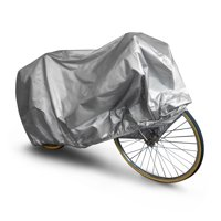 Budge Standard Bicycle Cover, Basic Outdoor and UV Protection for Bicycles, Multiple Sizes