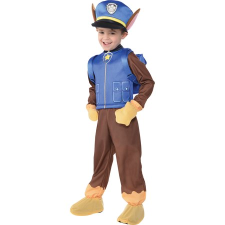 Nickelodeon Paw Patrol Chase Boys Child Halloween Costume Small 4-6