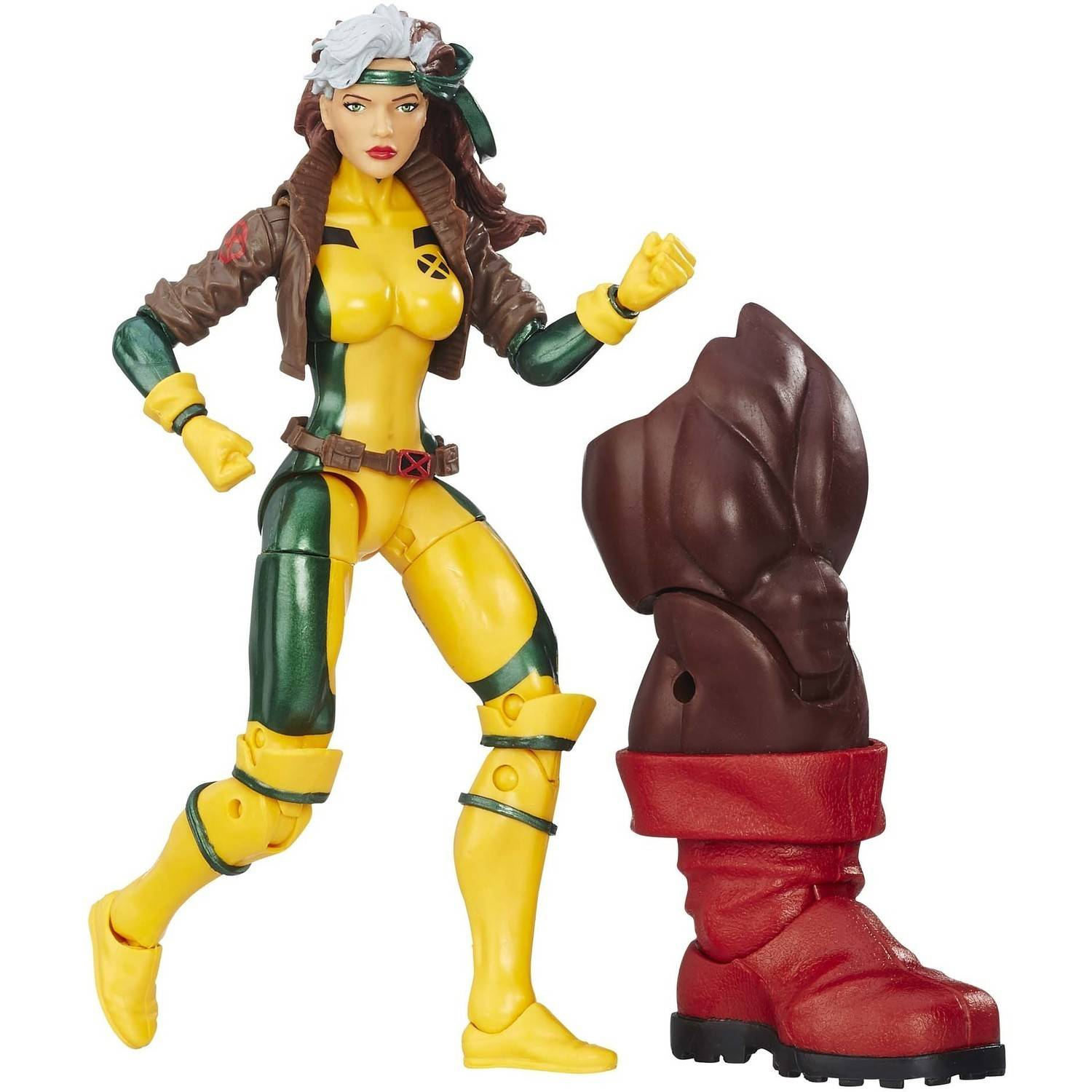 "Marvel 6"" Legends Series Marvel's Rogue"