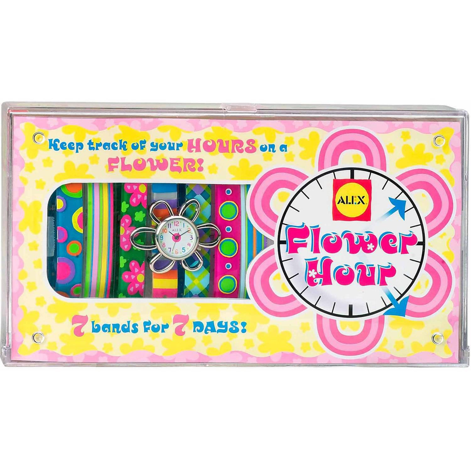 ALEX Toys - Do-it-Yourself Wear! Flower Hour, 111W
