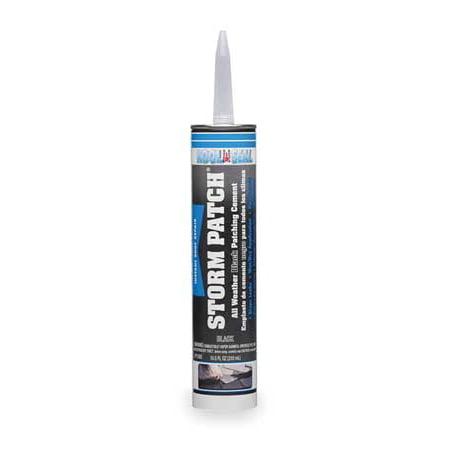 10 oz. Black Rubberized Cement Patch KST COATINGS KS0083300-01