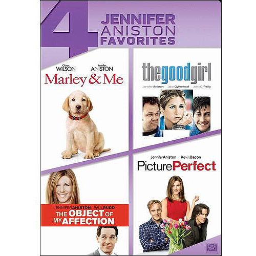 The Object Of My Affection / Picture Perfect / The Good Girl / Marley And Me (Widescreen)
