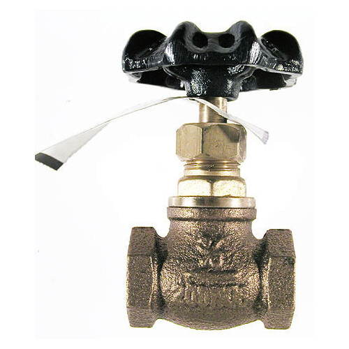 B&K Industries 0.75'' Low Lead Globe Valves