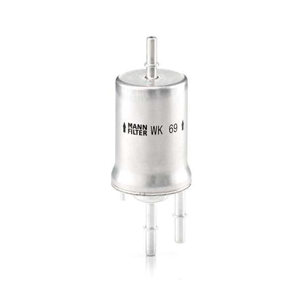 [DIAGRAM_38IS]  Mann-Filter WK69 Inline Fuel Filter, MANN-FILTER Fuel Filters are equipped  with high efficiency filter media which prevents dust, rust, dirt and  water.., By Mann Filter - Walmart.com - Walmart.com | Inline Fuel Filter Mann |  | Walmart